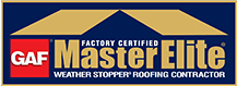 GAF - Master Elite Roofer